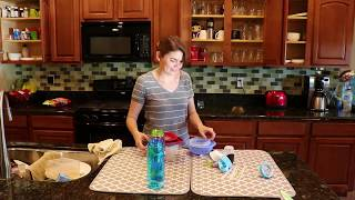 DIRTY 30 KITCHEN CLEAN UP | SPEED CLEANING ROUTINE