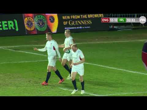 England Legends v Ireland Legends HIGHLIGHTS 16/3/18