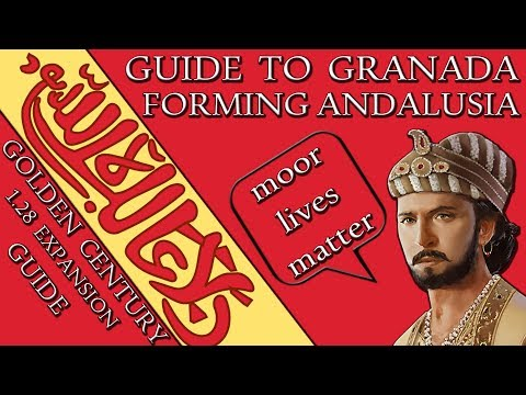 Download EU4 Guide: How to Form Andalusia as Granada