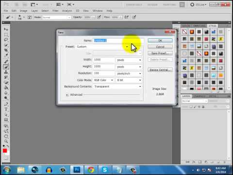 How to download and install fonts in photoshop and vegas pro in windows xp/vista/7 [HD]