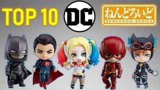 TOP 10 DC COMICS NENDOROID!