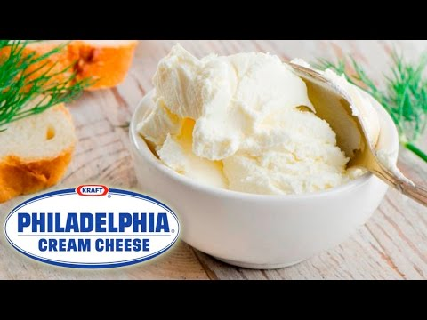 Philadelphia Homemade CREAM CHEESE Recipe ♥ How To Make Cream Cheese ♥ Same Flavor ♥ Tasty Cooking