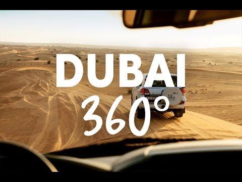 Dubai i 360°, Förenade Arabemiraten | Ving Sverige