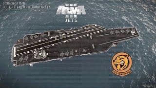 Arma 3 | Jets DLC | Epic Dogfight 1v2!! (F/A-181 Blackwasp)