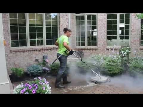 Paver Steam Cleaning and Sealing Columbus | Dublin, OH | Paver Patio Power Washing