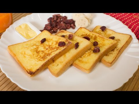 French Toast Quick and Easy