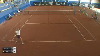 Stollar Fanny v Zavatska Katarina - 2019 ITF Szekesfehervar