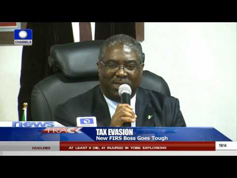 FIRS Boss Reiterates Commitment To Stopping Tax Evasion