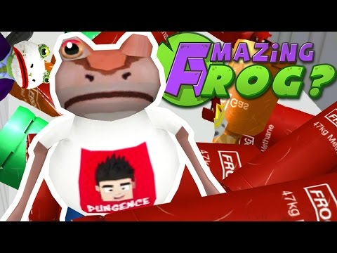 RESCUING A FRIEND - Amazing Frog - Part 74 | Pungence