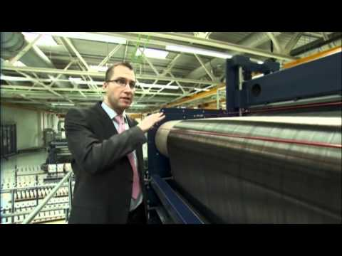 An Inside Look at BMW's Carbon Fiber Manufacturing Process