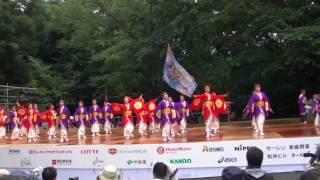 8月30日(日) 伊豆稲取温泉よいさかどっ恋@スーパーよさこい