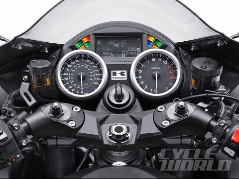 2016 KAWASAKI NINJA ZX-14R SPECIAL EDITION, Blacked-out model has all the go