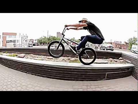 Tom Dugan and his friends BMX tricks