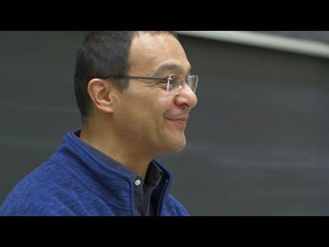 2018 Distinguished Teaching Award Recipient - Rodolfo Mendoza-Denton