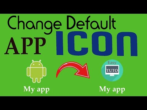 Custom Launcher Icon   Android Studio Tutorial (Beginners) HD   All About Android