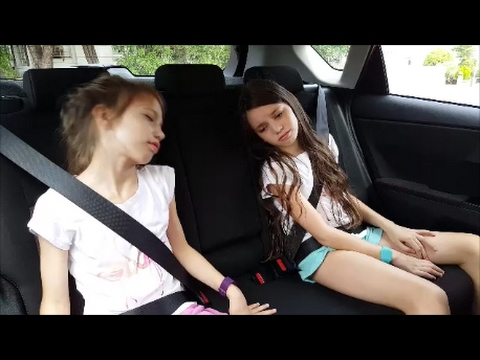Kids in hot cars - leaving kids unattended in cars