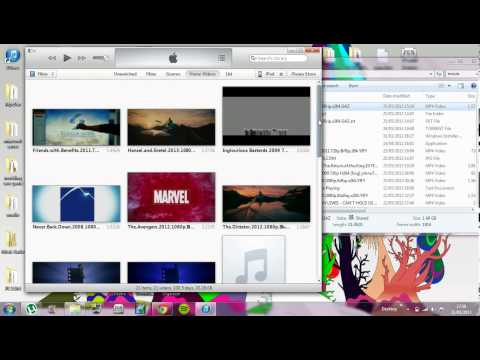 How To Transfer Movies Into Itunes