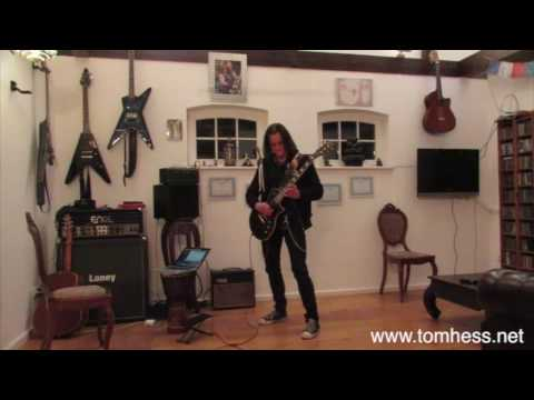 Tom Hess Guitar Playing And Music Contest – Lutz Richter
