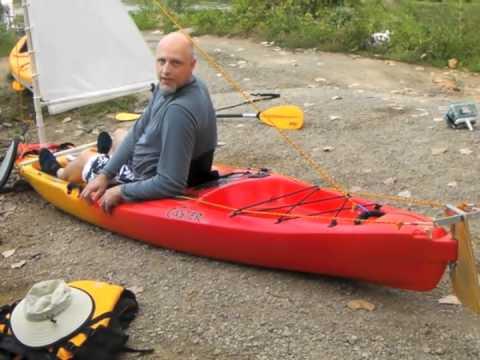 DIY Kayak Rudder - playithub com