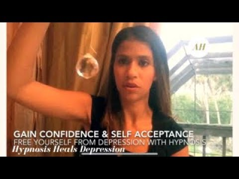 8 Minute Transformative Hypnosis Banish Depression and Gain Deep Self Confidence and Love