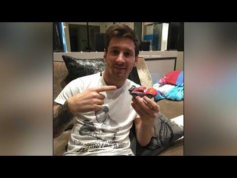 Lionel Messi scores 40 million followers on Instagram