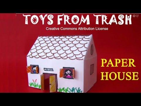 PAPER HOUSE - HINDI - 25MB
