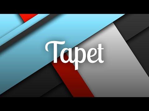 Tapet - HD Material Wallpapers
