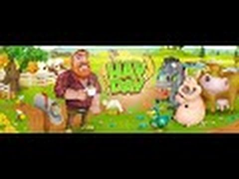Hay Day - Wheating for Materials