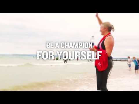 Be a BHF Champion in 2018!