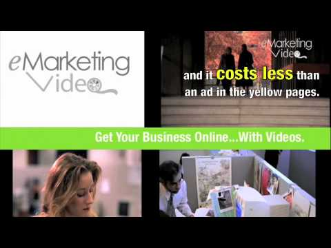 eMarketing Video Online Marketing Business Commercial