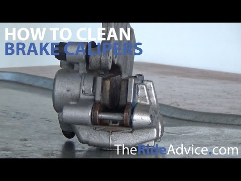 How to Clean, Repair and Rebuild Motorcycle Brake Calipers