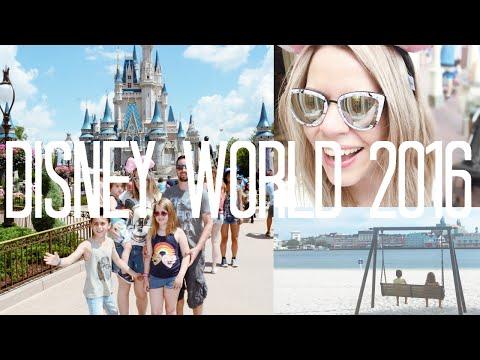 DISNEY WORLD VLOG part 1   Magic Kingdom and Hollywood Studios   Kate+