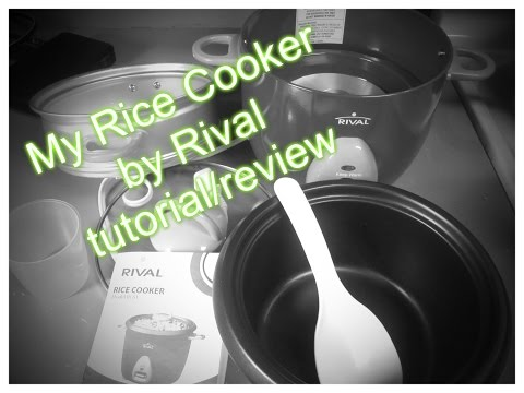 My Rice Cooker by Rival Review