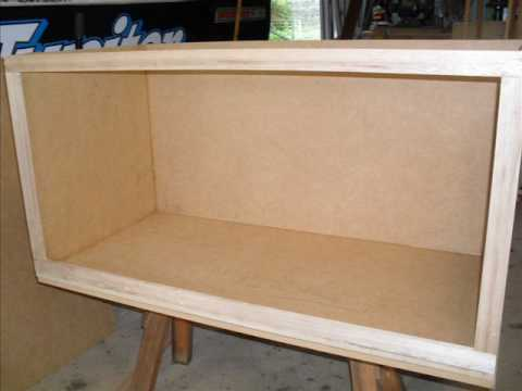 Making A 4ft Bearded Dragon Enclosure part 1