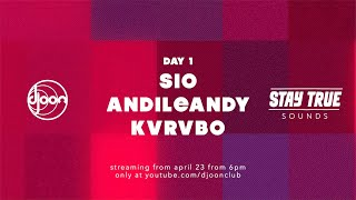 Djoon X Stay True Sounds Takeover Day 1 Sio AndileAndy KVRVBO