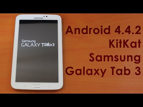 Install Android 4.4 KitKat on Samsung Galaxy Tab 3 SM-T210R
