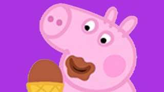 Peppa Pig Episodes - New Compilation #8 (1 hour) - Cartoons for Children