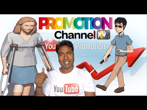 Youtube Channel Promotion's & Featured Channel listing on My Smart Support