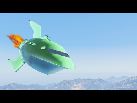 Download EXTREME UFO MODS! (GTA 5 Funny Moments)