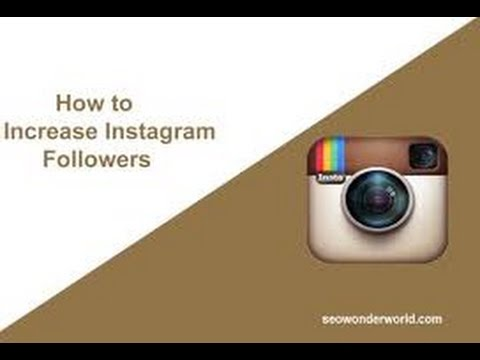 #InstaTuto |How to increase your instagram's followers number [TechReview]-2016
