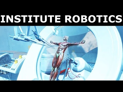 Fallout 4 - Institute Robotics - The Perfect Synth Construction Process