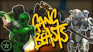 Things to Do In Halo 5 - Gang Beasts