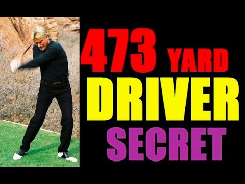 FREE Webinar: The Only Human Alive To Average 400 Yards Off The Tee