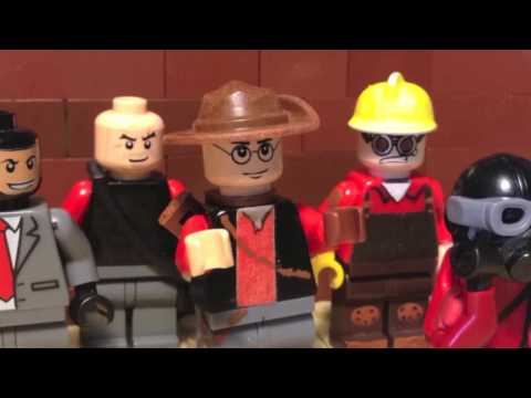 Lego TF2 the Movie part 3: Mann vs. Machine!