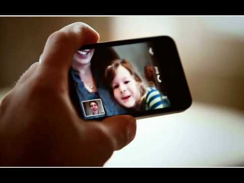 iPhone 4 - Video calls, Multitasking, HD video and more...