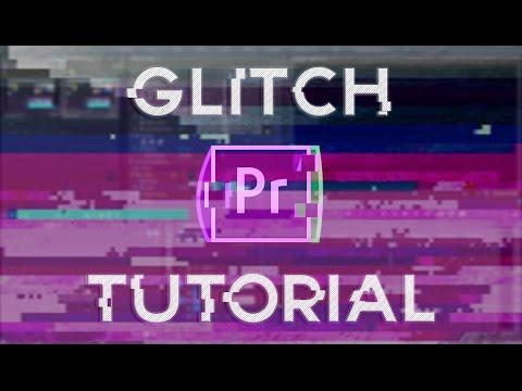 Glitch Effect Tutorial (Adobe Premiere Pro)
