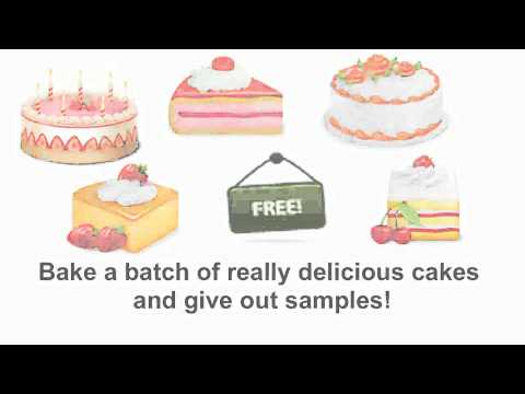 Birthday Cake Business Tips