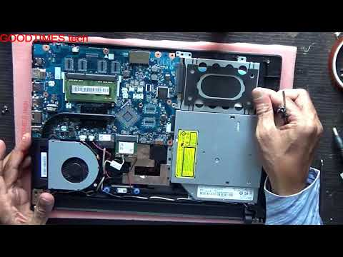 Lenovo Ideapad 100 | Replace or Upgrade HDD to SSD.