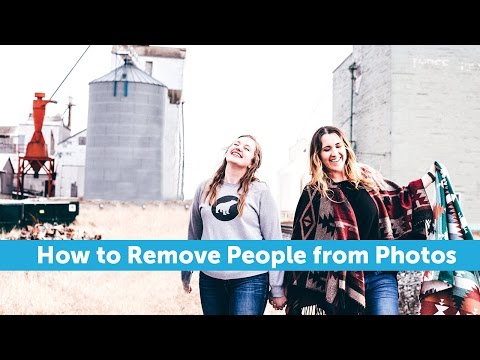 How to Remove People From Photos With PicsArt