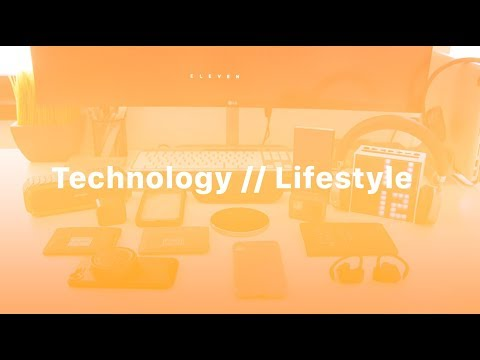Best Tech and Lifestyle Products Spring/Summer 2018